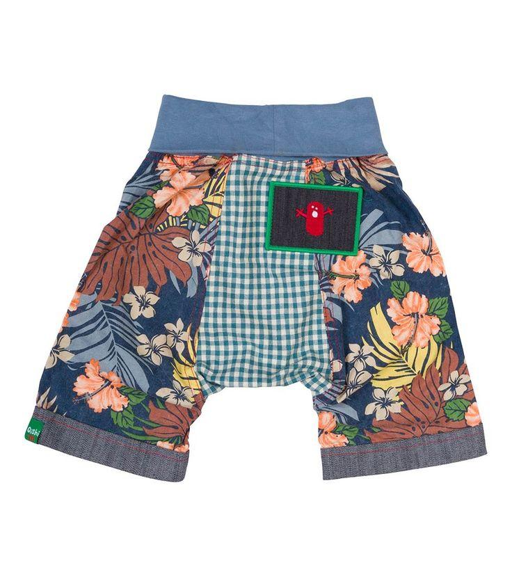 Pina Colada Short, Oishi-m Clothing for kids, Holiday 2016, www.oishi-m.com