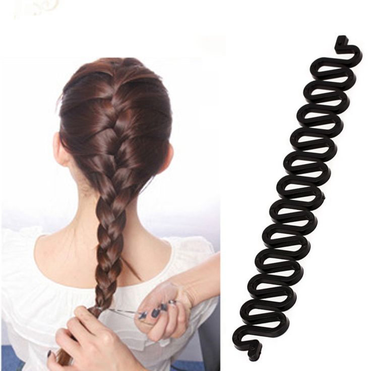Nieuwkomers Mode Golvend Type Hair Vlechten Braider Vrouwen Magic Roller Twist Kapsel Auxiliary Tool Perfecte Styling Maker