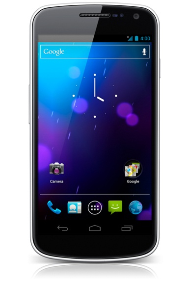Galaxy Nexus: Simple. Beautiful. Beyond smart. Enjoy the world's first Android 4.0 smartphone.