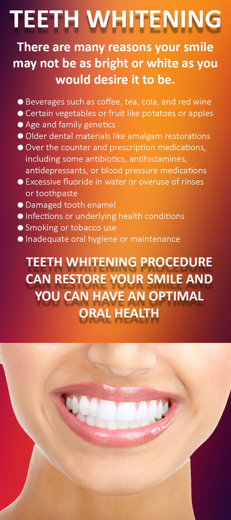 Dentist Which Provides Teeth Whitening Near Redlands - Call us today at 909-435-4558 to restore your smile and enjoy optimal oral health. Pure Gold Professionals in Dentistry are located at 303 Brookside Avenue, Redlands, CA 92373. #teethwhitening #teeth #dentures #dental #oralcare #tooth #whiteteeth #Redlands #CA #92373