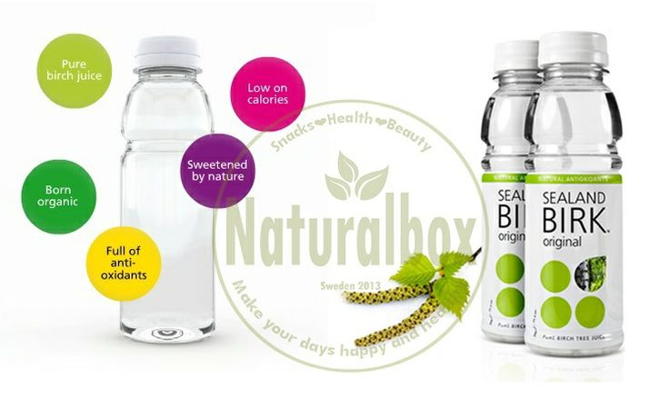 "SEALAND BIRK from the new #Naturalbox ""BECOME ORGANIC"" Full of #antioxidants, #organic #glutenfree #vegan, tapped directly from the birch tree, sweetened by Nature, low in calories, can be mixed with any flavor to smoothies.  #naturalboxcom #health #beauty #healthy #healthybox #healthyfood #healthyliving #healthychoice #healthylifestyle #fitness #fit #fitfood #food #subscriptionbox #subscription #birchjuice #birch #raw #rawfood #eco #natural  #drink #gym #workout #train #fitness #yoga #body"