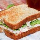 Filipino Style Chicken Sandwich Spread