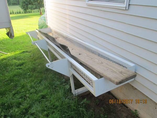 utility truck accessory rack – auto parts – by owner