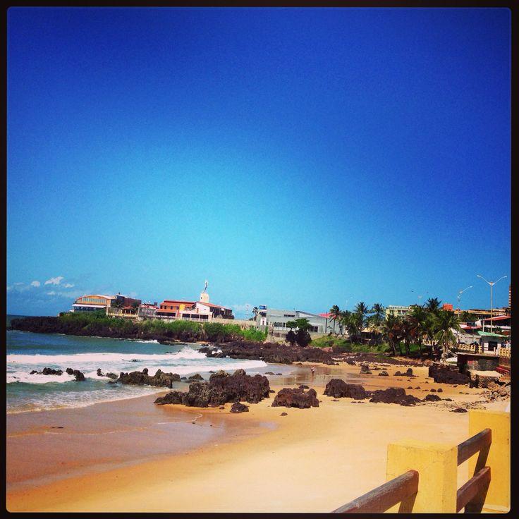 Praia dos Artistas, Natal - RN, Brazil
