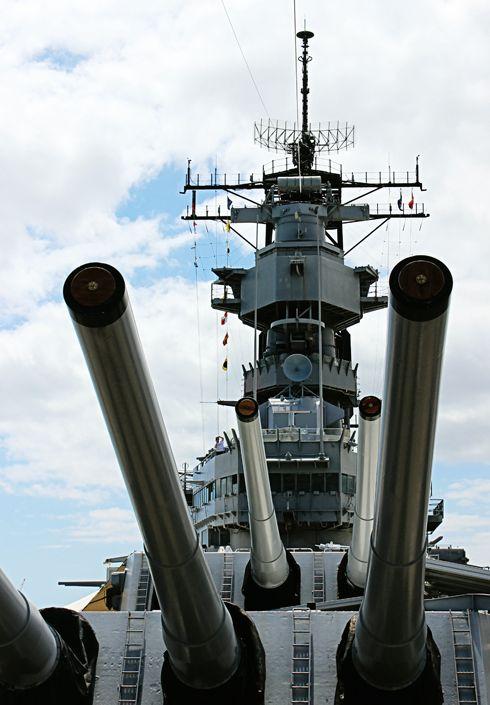 Missouri Battleship, Pearl Harbor   Editing Luke