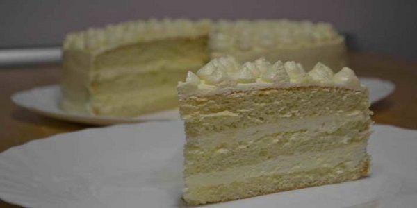 Очень вкусный торт пломбир Он вышел просто невероятно вкусным! Я думала, что язык проглочу — настолько мне понравился результат