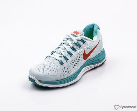 Wmns Lunarglide+ 4 Nike Sko Løpesko Pronasjonssko