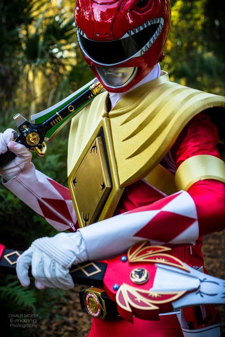 Mighty Morphin Power Rangers: Red Ranger