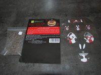 décor chocolat pâques cerf dellier