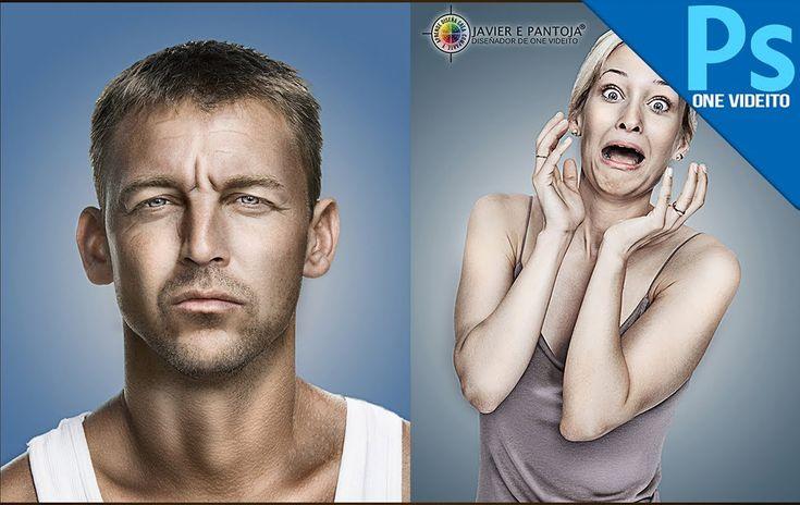Tips Photoshop: Otra forma de hacer el efecto Jill Greenberg de forma profesional