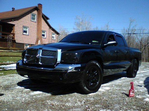 B Cff E A Bb Abe E E on 2001 Dodge Dakota Custom Hood