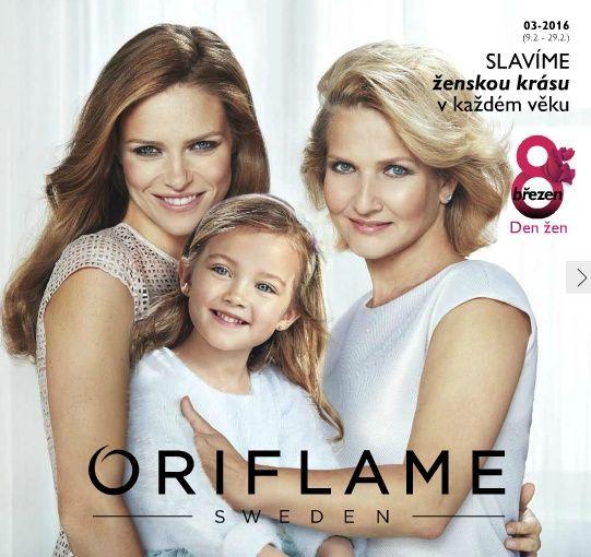 ORIFLAME cz