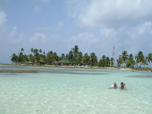 San Andres, Colombia - Nice people, a few of the most beautiful beaches I have ever seen and surprisingly affordable. A hidden gem in the Caribbean.