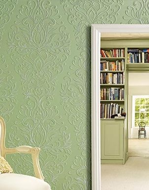Lincrusta Cleopatra  RD1962 Wallpaper Length: 10m Width: 21inches Pattern Repeat: 40 inches £135.90