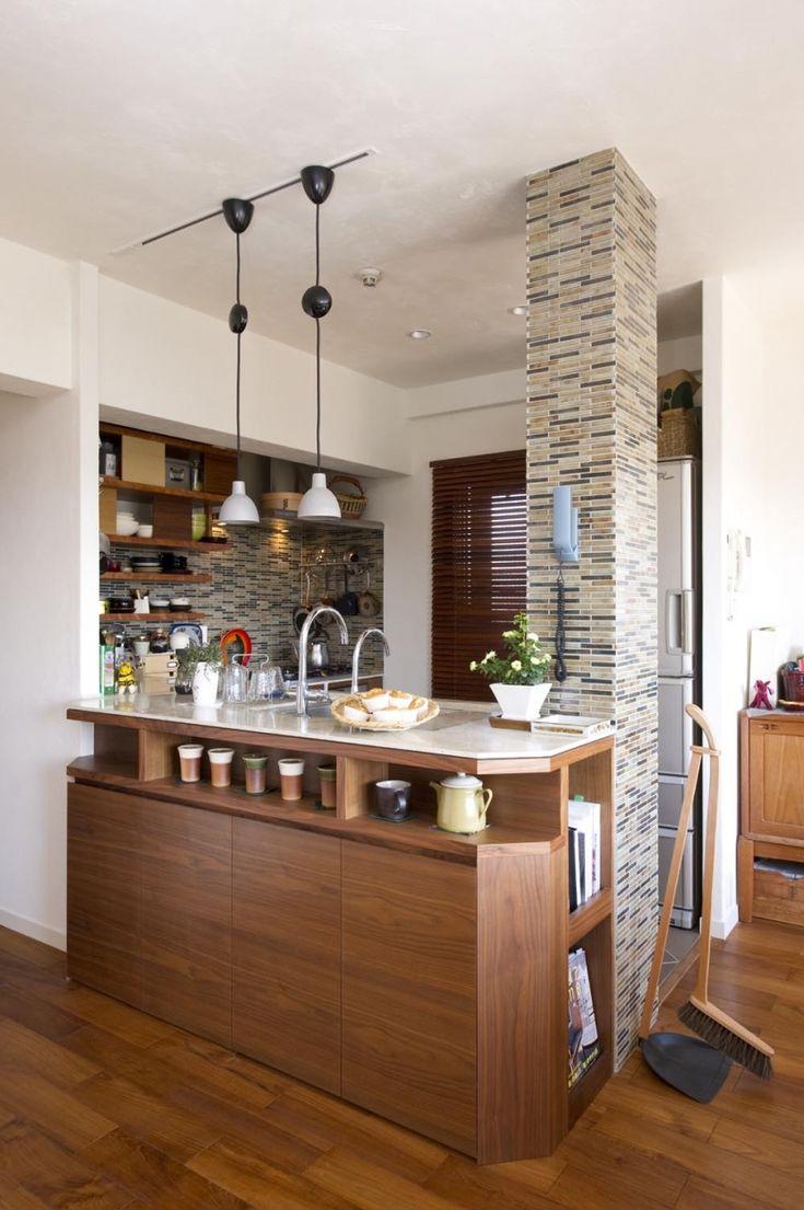 Y邸・自分たちの「好き」をカタチにした住まいの部屋 オープンキッチン