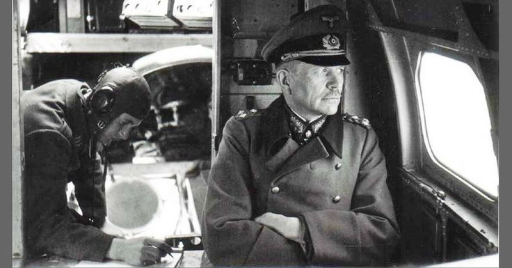 Heinz Guderian: A Great German Commander of WWII – He Stood Up To Hitler