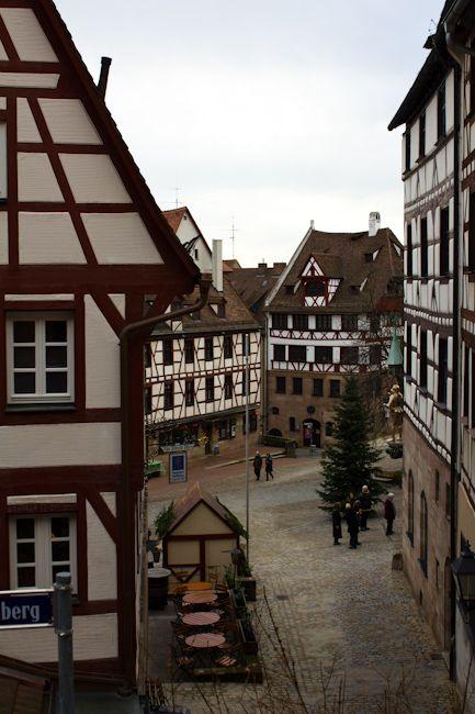 Albrecht Durer House Nuremberg Germany