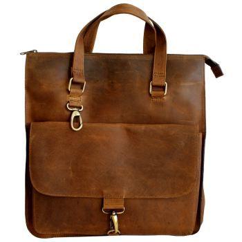 Alberta Fine Leather | Kapawe'no Tote