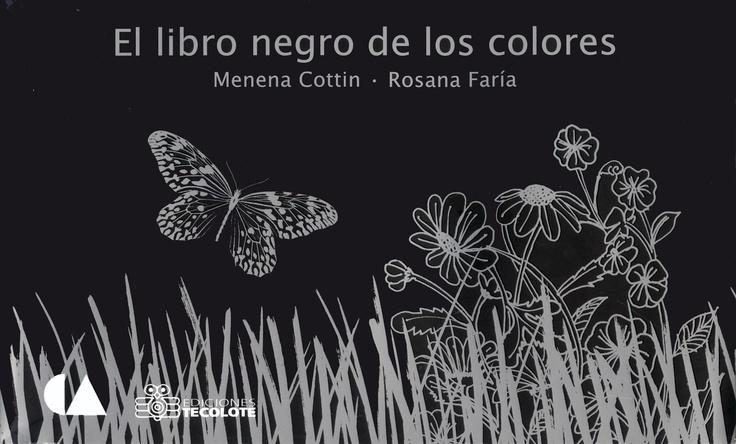soñando cuentos: EL LIBRO NEGRO DE LOS COLORES PARA IPAD