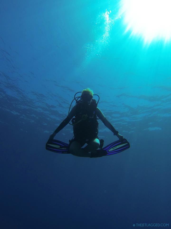Underwater ... /:/