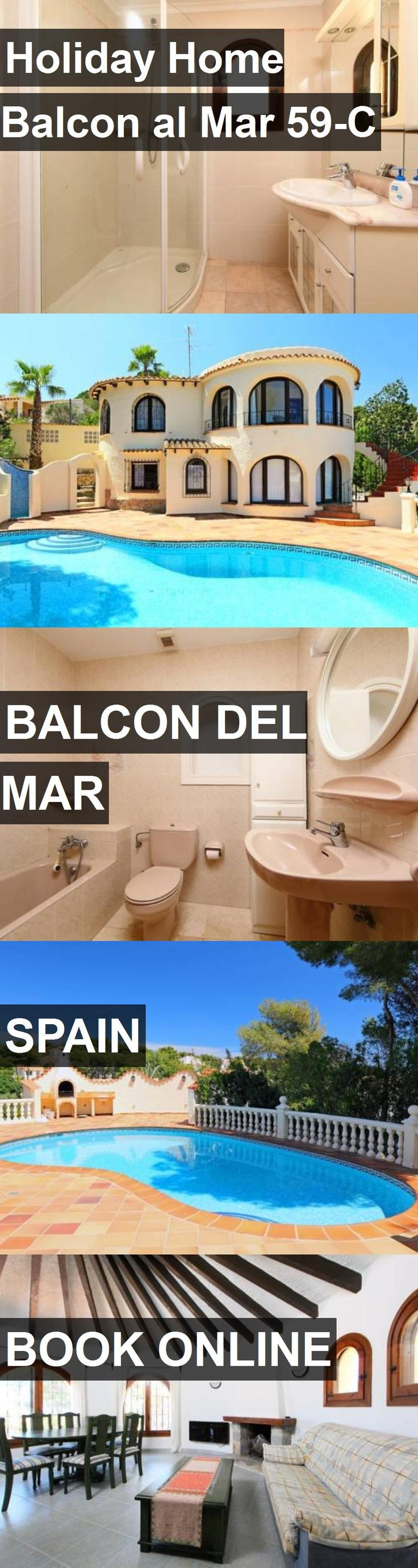 Hotel Holiday Home Balcon al Mar 59-C in Balcon del Mar, Spain. For more information, photos, reviews and best prices please follow the link. #Spain #BalcondelMar #HolidayHomeBalconalMar59-C #hotel #travel #vacation