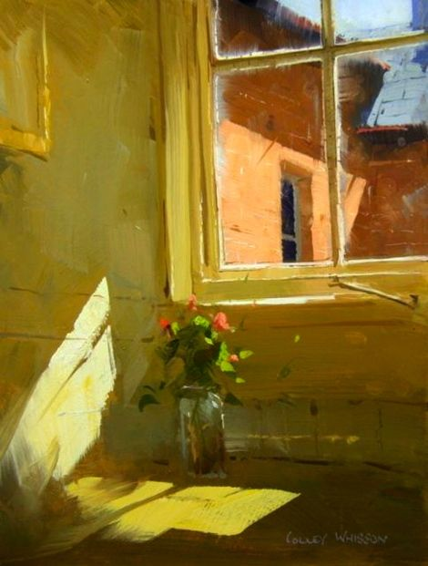 Colley Whisson, A March Moment on ArtStack #colley-whisson #art