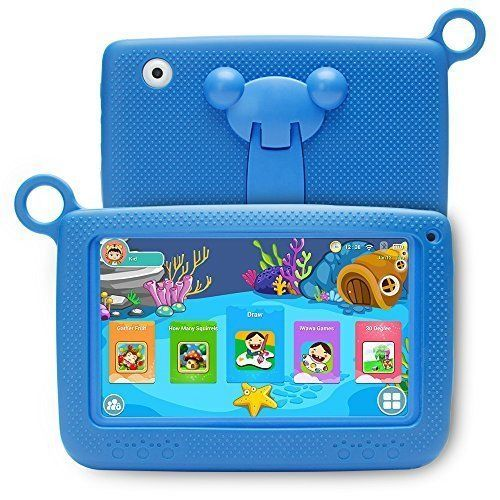 Kids Tablet Boys 7'' Parental Control Software Wifi Camera Birthday Gift Toys  #KidsTablet