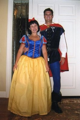 snow white and prince charming costume holidays