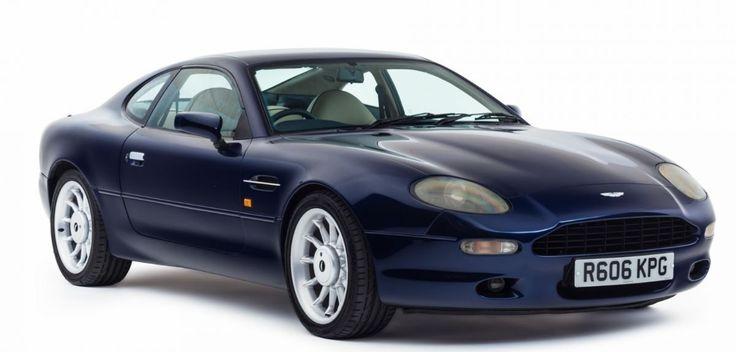 1998 Aston Martin DB7 i6 Saloon