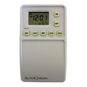 autochron wireless programmable wall switch timer acrt at the home depot shopping switch. Black Bedroom Furniture Sets. Home Design Ideas