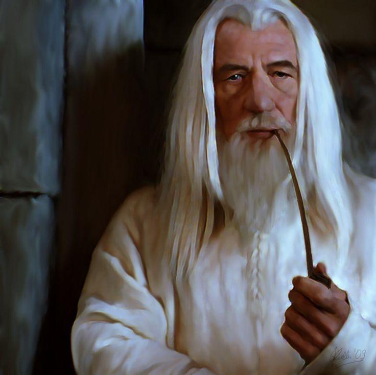 Gandalf Smoke Pipe Acpfoto