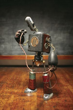 rt| Robot — Mike Rivamonte