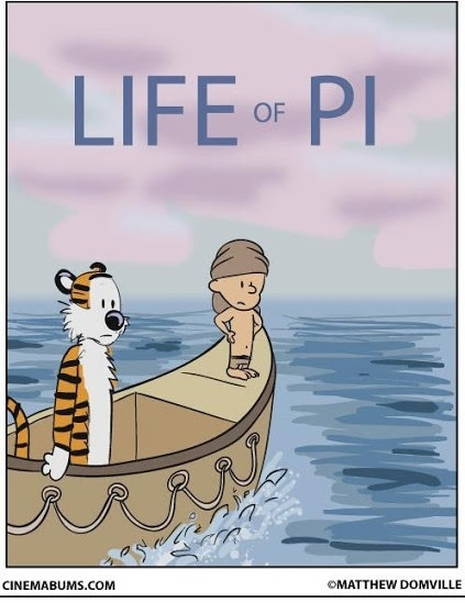 Life of pi comics cartoon characters pinterest for Life of pi characterization