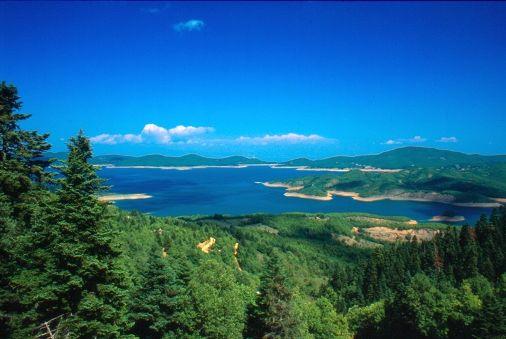 VISIT GREECE| Plastira Lake, Karditsa. Thessaly www.house2book.com