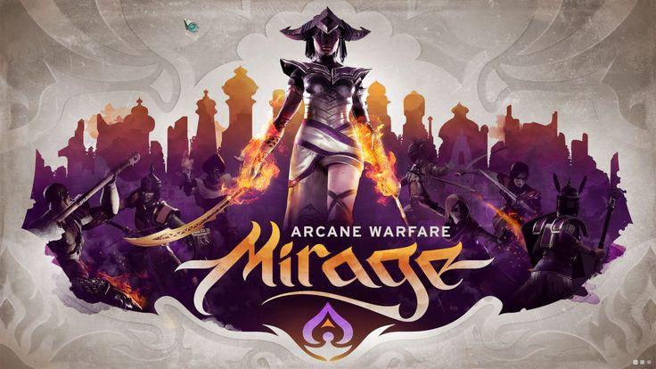 Mirage: Arcane Warfare est un jeu de combat et d'action multijoueur par les créateurs Chivalry: Medieval Warfare.