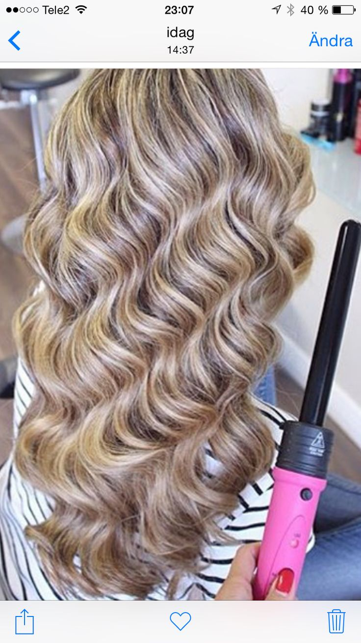 Get those perfect curls or waves with Poze 5 in Styler!