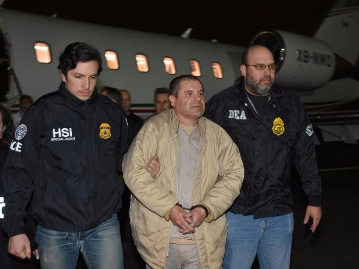 "'El Chapo' Guzman's powerful Sinaloa cartel is withering while he sits in a US jail - Sinaloa cartel kingpin Joaquin ""El Chapo"" Guzman was extradited to the US on January 19 and has occupied a cell in a high-security facility in Manhattan ever since, awaiting his trial in April 2018. As Guzman stews in his cell, largely isolated from the outside world, the cartel he guided to the top of Mexico's narco hierarchy has seen its power and reach erode, according to Mexican government data. No…"