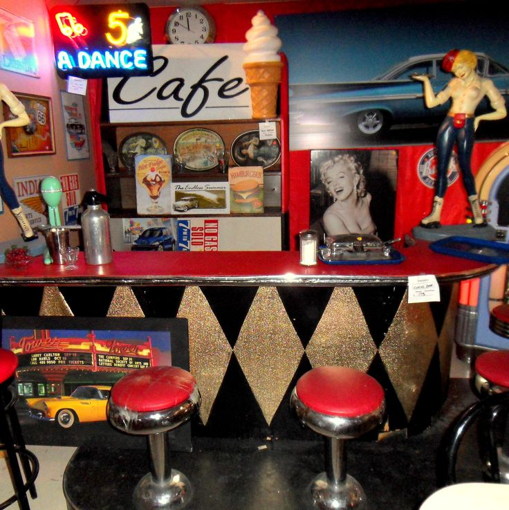 50u0027S HOME BAR! Basement Bar! I Like It! If Only I Had The