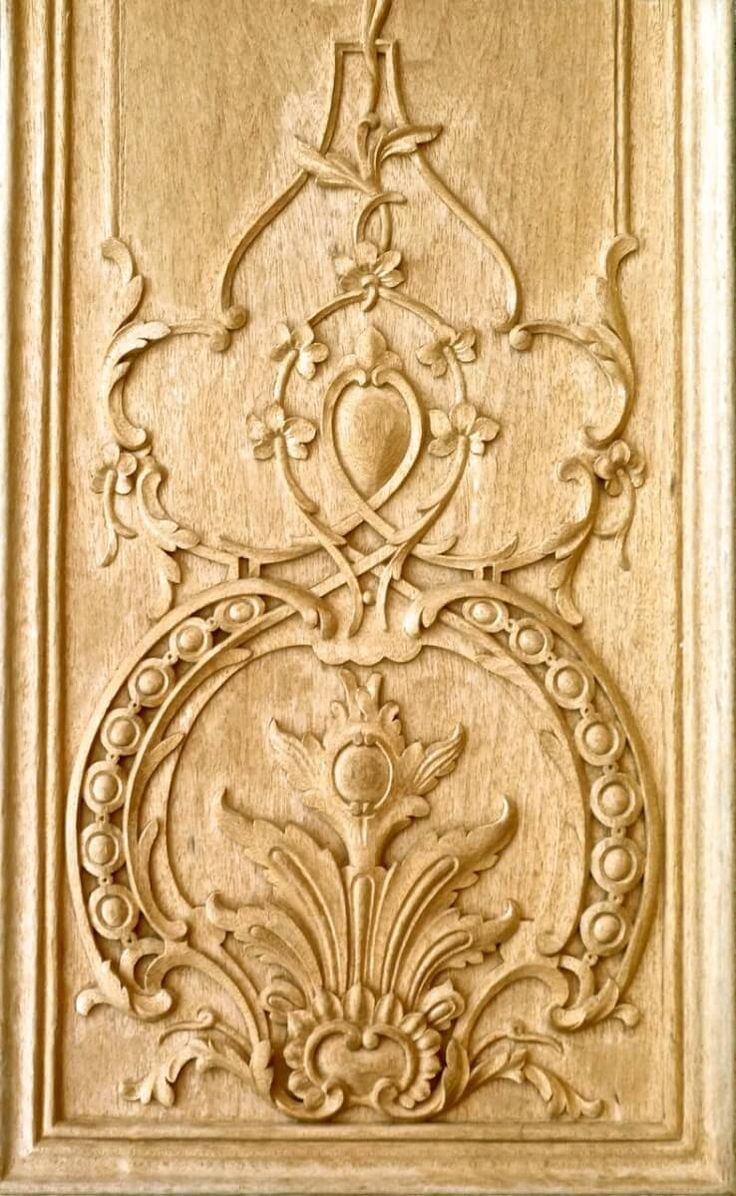 41 best Boazeria i płyciny images on Pinterest | Woodcarving, Carved ...