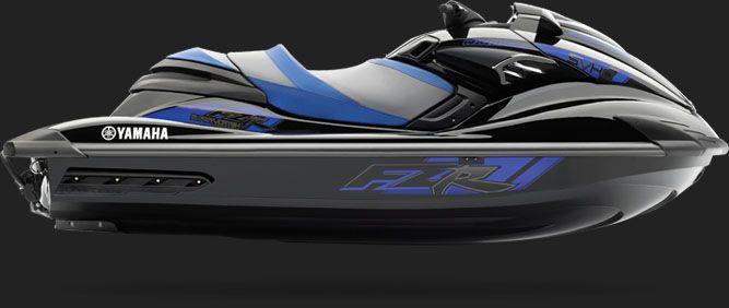 2014 Yamaha Waverunner  FZR with SVHO Engine