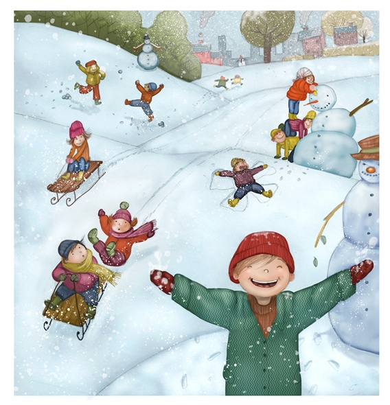 Mr Snowman On Christmas Is Getting Cold Coloring Page: 161 Best Images About Winter On Pinterest