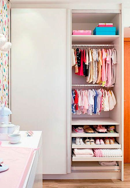 almacenaje en habitaciones infantiles almacenaje en interior de armario almacenaje ninos