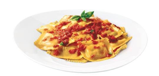 Ravioli con le melanzane ingredienti per 4 persone - 350 g di pasta fresca…