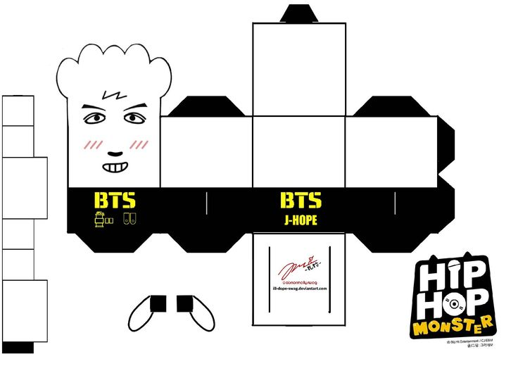 bts_hip_hop_monster_j_hope_papercraft_by_ill_dope_swag-d9bfdjc.jpg (1754×1240)