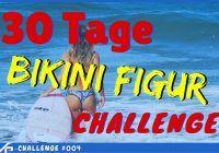 30-Tage Bikini Figur Challenge: So bekommst auch du den Summerbody!