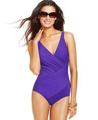 Miraclesuit Oceanus One-Piece Swimsuit