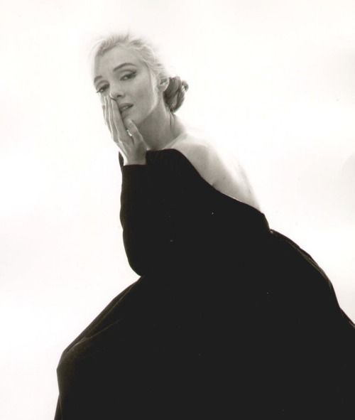 Marilyn Monroe, Bert Stern Last photo shoot.