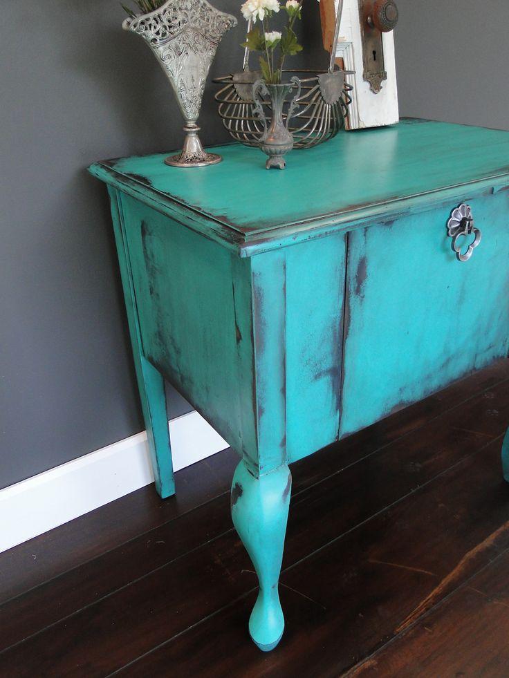 Best 25+ Turquoise Cabinets Ideas On Pinterest