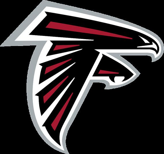 Atlanta Falcons Football Decal - Great to stick to your yeti, car, truck, toolbox, wall, the refrigerator at work, the Patriot lovers truck, etc... a million places you can put this great looking decal! Comes with easy application instructions. All sizes are approximate. Made with premium outdoor grade vinyl, guaranteed to last 6+ years in outdoor weather. Do not put in dishwasher - must handwash any tumbler or yeti you stick this on. This is a 4 color layered vinyl decal