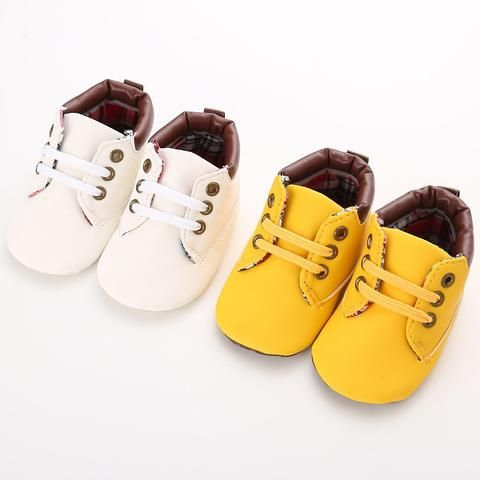 e7d6f0c6fba96 Raise Young PU Leather Baby Boy First Walkers Soft Soles Non-slip Newborn  Baby Girl shoes Toddler Boy Crib Shoes Infant Sneakers
